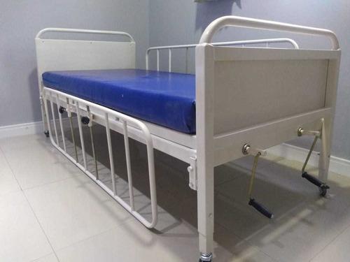 Imagem 1 de 7 de Cama Hospitalar Manual Aluguel R$120,00 Mensal