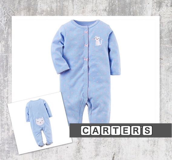 One Piece Carters® Pijama Bebe