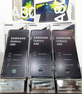 Samsung Galaxy A80 8+128gb 4g+lte 48mp Dualsim