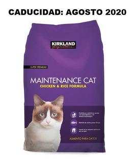 Kirkland Super Premium Alimento 11.3kg Gatos Gatitos