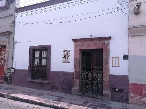 Centro Historico Casa Venta Ideal Para Negocio