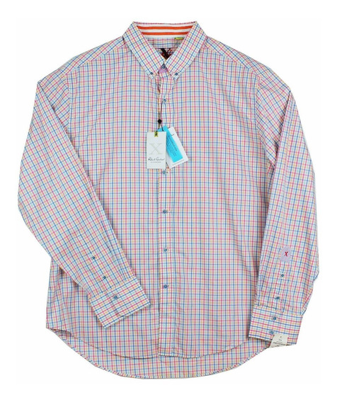 Camisa Robert Graham Lazaro Para Hombre Talla Xxl