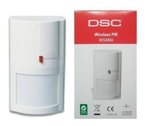 Detector Infrarrojo Inalámbrico Dsc Ws4904p