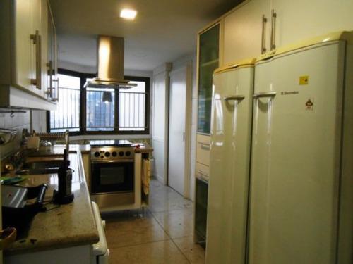 Apartamento Com 4 Dormitórios Sendo 3 Suítes  - 3733