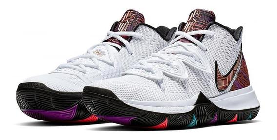 Tênis Nike Kyrie Irving 5 Bhm Black History Month