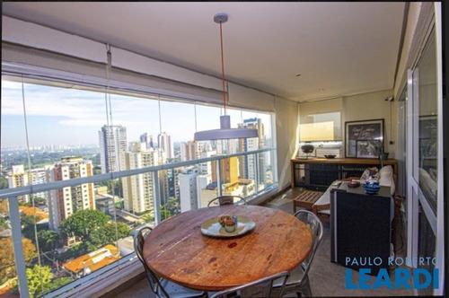 Imagem 1 de 14 de Apartamento - Pinheiros - Sp - 595213