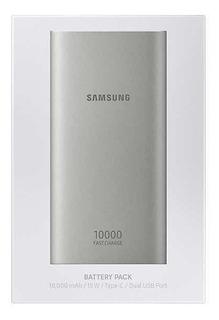 Carregador Portátil Samsung Carga Rápida 10.000mah