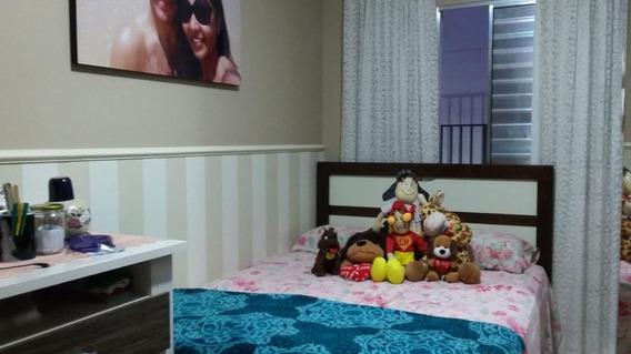 Apartamento Em Jardim Flor Da Montanha, Guarulhos/sp De 62m² 2 Quartos À Venda Por R$ 250.000,00 - Ap59092