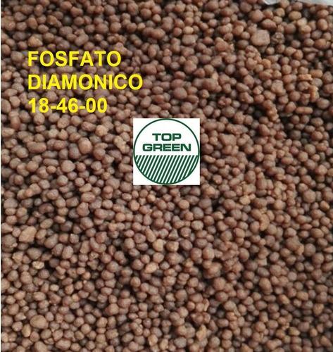 Fertilizante Fosfato Diamónico X 1kg. Parque, Jardín, Huerta