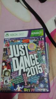 Videojuego De Just Dance 2015 Para Xbox 360 Kinect