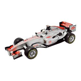 Formula 1 Carro De Fricção Racing Escala 1:9 Com Luz E Som