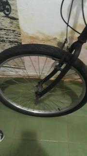 Bicicleta Aro 26 ,preto Fosco