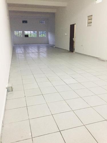 Salão Comercial - Sobre Loja  Fl25