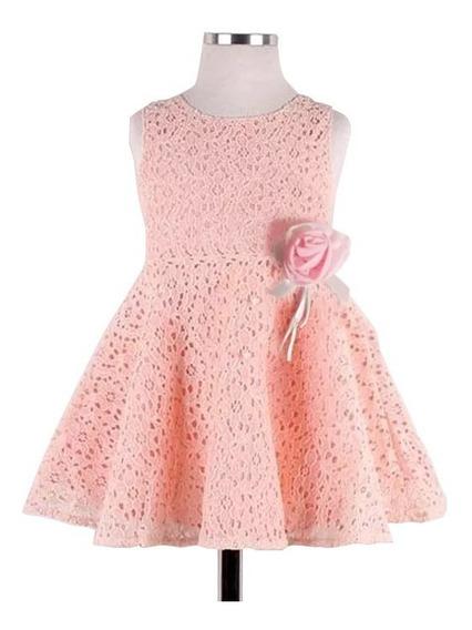 Vestidos Bautizo Para Bebé Niña Fiesta Pajecita Tutus Ropa