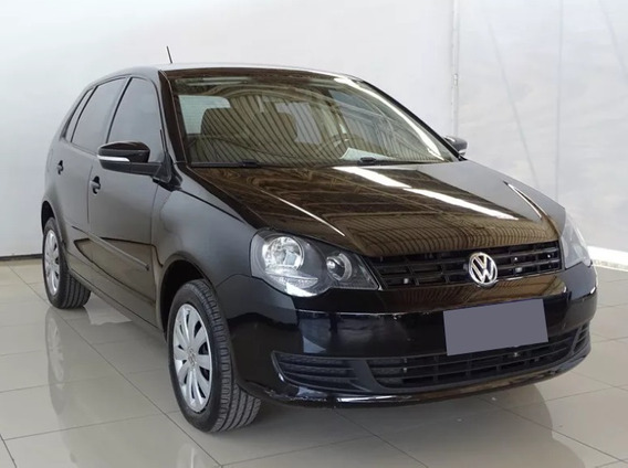 Volkswagen Polo 1.6 Vht Total Flex 5p 2013.