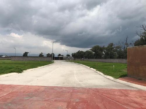 Terrenos Residenciales En Venta En Hacienda San Antonio Metepec.