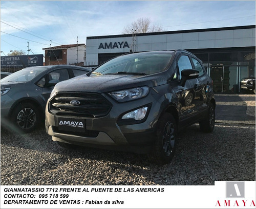 Ford Ecosport Freestyle 1.5 123hp