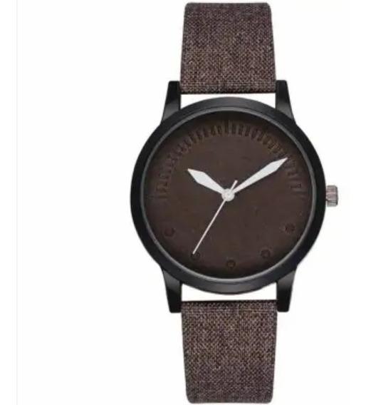 Relógio Masculino Casual - Marrom