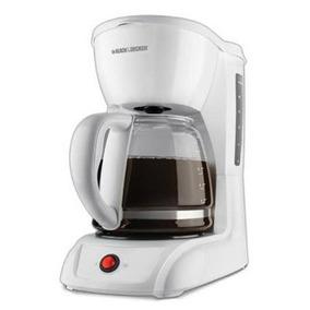 Cafetera Black & Decker Cm1200w De 12 Tazas Con Interruptor,