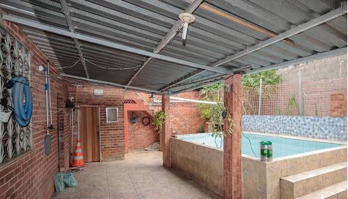 Imagem 1 de 15 de Casa Com 4 Quartos Área Vaga À Venda, 172 M²  -  Cascadura - Aec4034