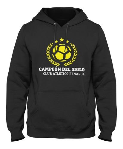 Buzo Canguro Peñarol Campeon Del Siglo Manya, Niño, Joven