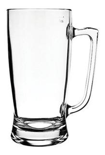 Chopp Vaso Jarro Cerveza Vidrio Nadir Taberna - 340ml X12 Un