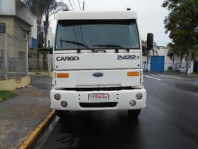 Ford Cargo 2422 2010 Chassis Muito Novo Itália Caminhões