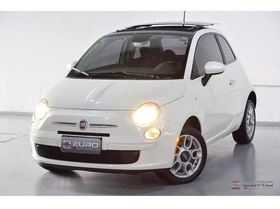 Fiat 500 Cult Evo Aut C/ Teto