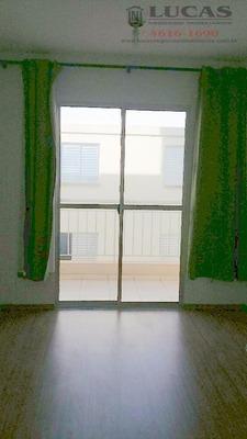 Apartamento Residencial Para Venda E Locação, Residencial Costa Verde, Cotia. - Ap0391