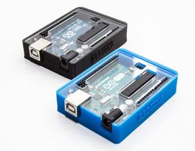 Case Arduino 3d Acrílico Cristal