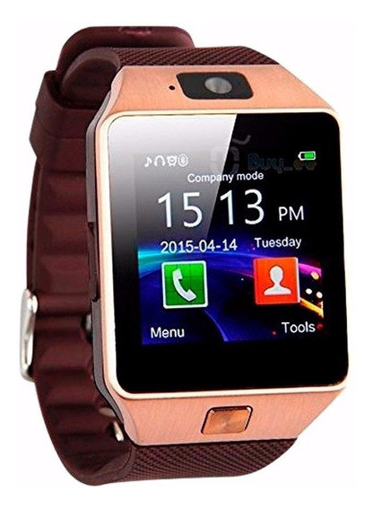 Relógio Masculino Digital Celular Smartwatch Bluetoth Whats¨