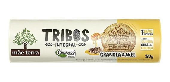 Biscoito Organico Integral Mae Terra Granola E Mel 130g