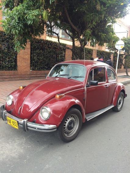 Volkswagen Escarabajo Modelo 66