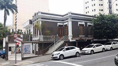 Casa Comercial Para Locação, Perdizes, São Paulo. - Ca0015
