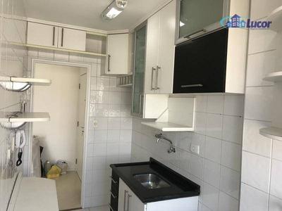 Apartamento À Venda, 45 M² Por R$ 330.000 - Chácara Califórnia - São Paulo/sp - Ap3181