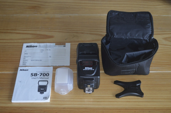 Flash Nikon Speedlight Sb 700 Ttl Af - Praticamente Novo!