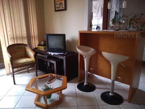 Cod 4603 - Lindo Apartamento Com 73 M² E A 100 Metros Da Pra - 4603