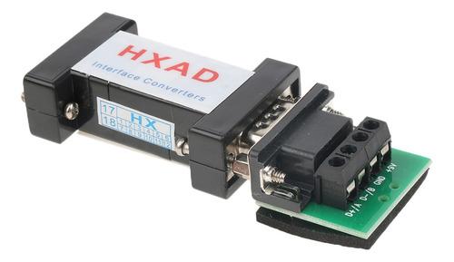 Rs232 Adaptador Convertidor De Serie Rs485 De Datos