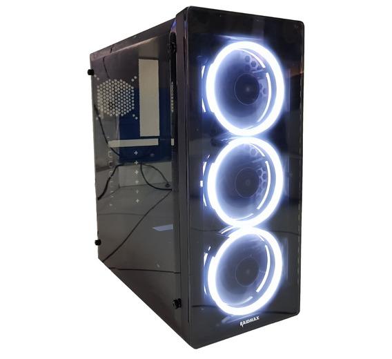 Cpu Gamer Asus/ Core I7 7700/ 16gb Ddr4/ Ssd240/gtx1050 4gb