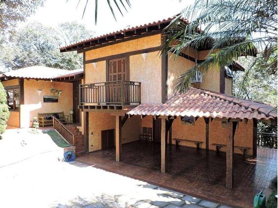 Linda Casa No Forest Hills C/4 Suítes - R$1.900.000,00!! Det - Ca0915