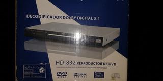 Reproductor De Dvd Top House