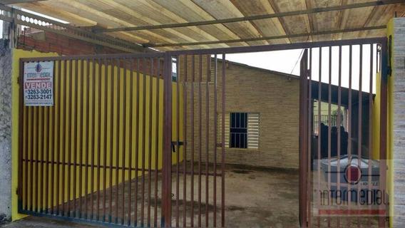 Casa Residencial À Venda, Parque Novo Mundo, Boituva. - Ca1359