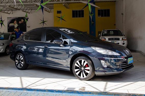 Peugeot 408 Griffe 2.0 2012 Aut Top,teto,couro,ipva 20 Pago