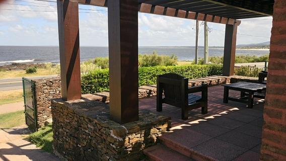 Sobre Rambla Costanera Frente Al Mar Espectacular Vista