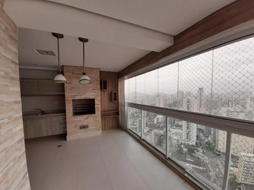 Apartamento Com 4 Dormitórios, 234 M² - Venda Por R$ 2.650.000,00 Ou Aluguel Por R$ 14.999,98/mês - Boqueirão - Santos/sp - Ap5185