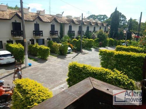 Granja Viana  Condomínio Vila Ditália - Casa Com 2 Dormitórios À Venda - Ca2018