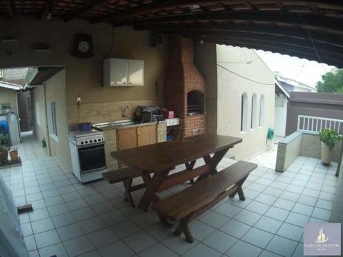 Imagem 1 de 14 de Jd. Carlos Gomes   Casa 162m  3 Dorms  2 Vagas   7100 - V7100