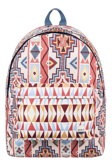 Roxy Mochila Be Young (nds7)-multicolor-unico