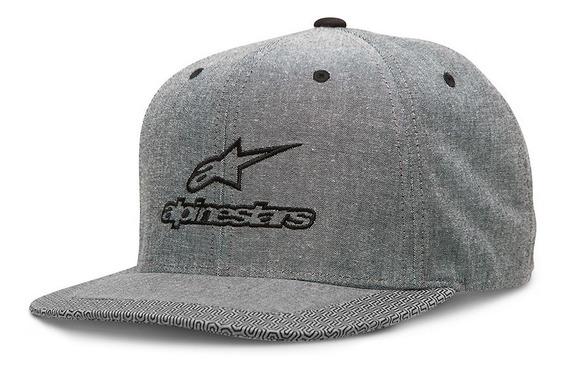 Gorra Plana Motocross Platform Hat Moto Alpinestars