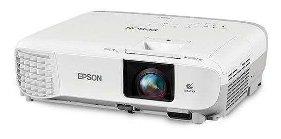 Projetor Epson Powerlite X39 Hdmi, 3500 Lumens, Gar 3 Anos